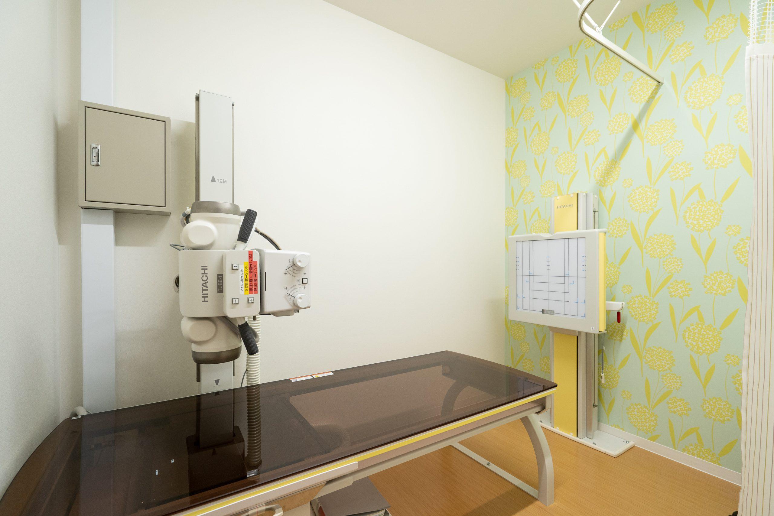 胸部レントゲン検査|仙台市泉区の泉大沢ファミリークリニック