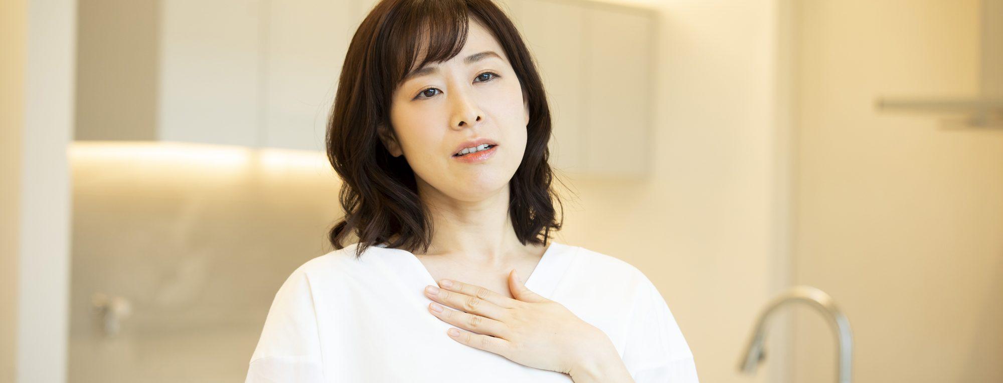 甲状腺機能亢進で現れる症状|甲状腺のお悩みは、泉大沢ファミリークリニック